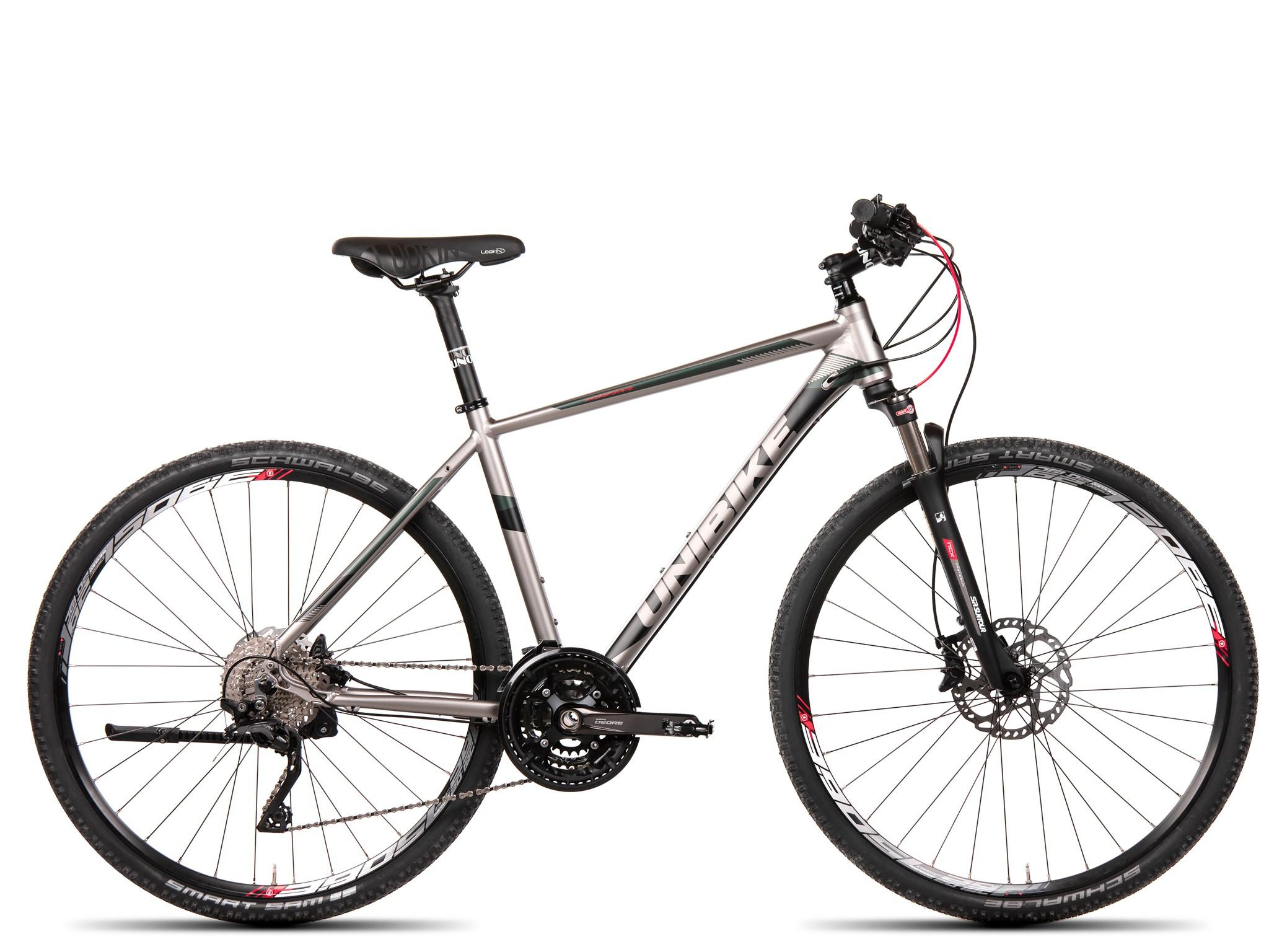 Rower Crossowy-Unibike Xenon 28''