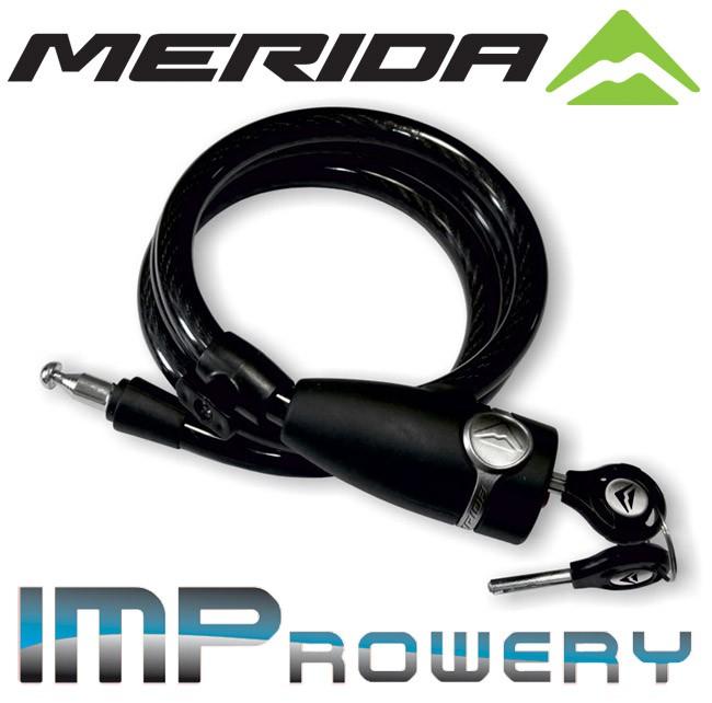Zapicie blokada MERIDA SUPREME  10x1200mm z uchwytem