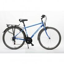 """Rower trekkingowy MAXIM 28"""" MT 2.1 niebieski-męski"""
