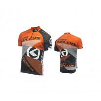 Koszulka  KLLYS PRO RACE orange (016) [krótki rękaw] L , XL