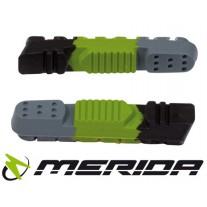 Okładziny MERIDA ROAD BRAKE PADS 3 mieszanki gum