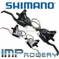 Klamkomanetki SHIMANO ST-EF51 3x7 2 kolory