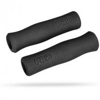 Chwyty kierownicy PRO Foam Czarne 32mm/130mm