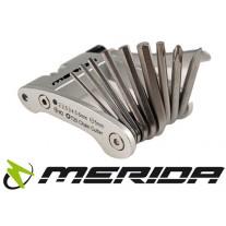 Klucz wielofunkcyjny MERIDA 10 funkcji