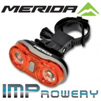 Lampka tył MERIDA HL-MD047 2 diody 0,5W