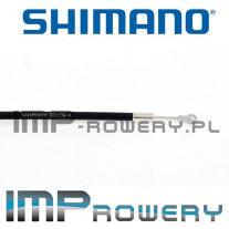 Linka hamulca tył SHIMANO SZOSOWA Z PANCERZEM 670mm