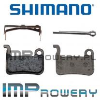 Klocki hamulca SHIMANO A01S do SHIMANO XT SLX żywiczne