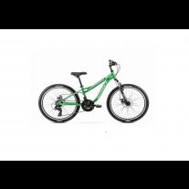 "Rower ROMET RAMBLER FIT 24 zielony r. 12""- S model 2020r."