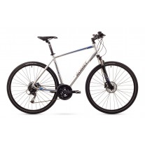 Rower Romet Orkan 4M srebrny 2016 r.