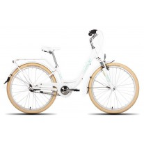 "Rower Unibike VIVA 3 bieg 13"" Biały-2019r."