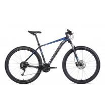 Rower UNIBIKE SHADOW 29/19 czarno niebieski