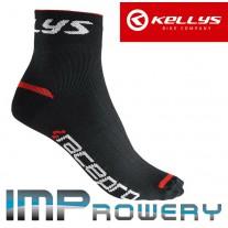Skarpetki rower KELLYS RACE PRO czerwone Coolmax