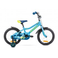 "Rower Romet Tom 16"" niebiesko-zielony katalog 2021r."