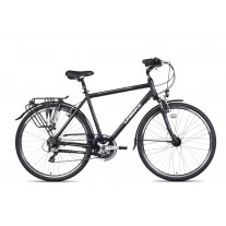 Rower Unibike VISION/M-19  czarny kolekcja 2021