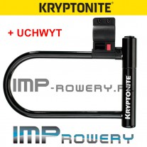 Zapięcie KRYPTONITE KEEPER 12 LS U-LOCK + uchwyt