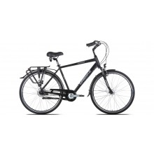 "Rower Unibike Amsterdam 28 Rama 19"""