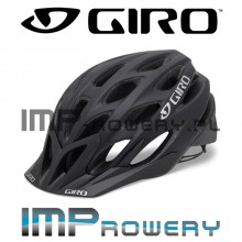 Kask rowerowy GIRO PHASE czarny