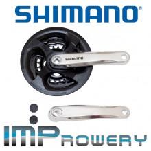 Korby SHIMANO FC-M131 48-38-28