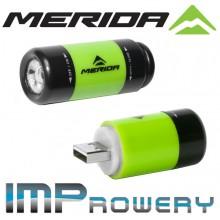 Lampka przednia MERIDA MINI USB