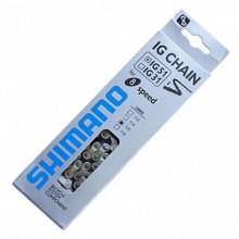 Łańcuch SHIMANO CN-IG51 116 ogn. 6/ 7/8-RZĘD.