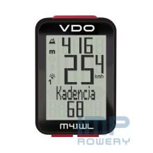 Licznik rowerowy bezprewodowy VDO M4.1 WL