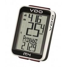 Licznik rowerowy bezprewodowy VDO M4 WL