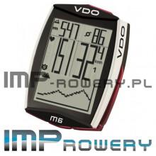 Licznik rowerowy VDO M6 WL  Bezprzewodowy