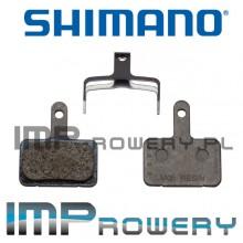 Klocki hamulca SHIMANO M05 do SHIMANO BR-M515 żywiczne
