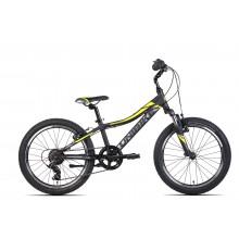 Rower Unibike PILOT 10/czarno-żółty kolekcja 2021r.