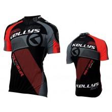 Koszulka KELLYS PRO RACE red krótki rękaw
