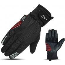 Rękawiczki rowerowe Vivo 3 warstwowe L zimowe