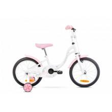 Rower ROMET  TOLA 16  biało-turkusowy kolekcja 2021