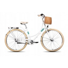 """Rower Unibike Citizen 3C/D-19/Biały 28"""""""