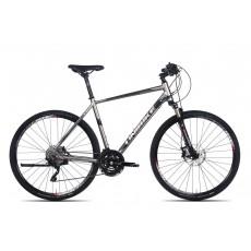 Rower UNIBIKE XENON/M-19 Grafitowo-czarny