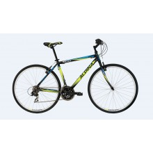 """Rower ALPINA ECO LC05 blue-lime 18"""""""
