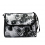 Torba INDYGO 100 MEADOW Single Black-Grey-Black