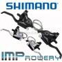 Klamkomanetki SHIMANO ST-EF51 3x8