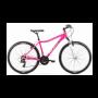 Rower ROMET Jolene  6.0 różowo-szary 17 M